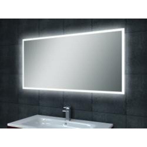 Wiesbaden Quatro-Led dimbare condensvrije spiegel 800x600