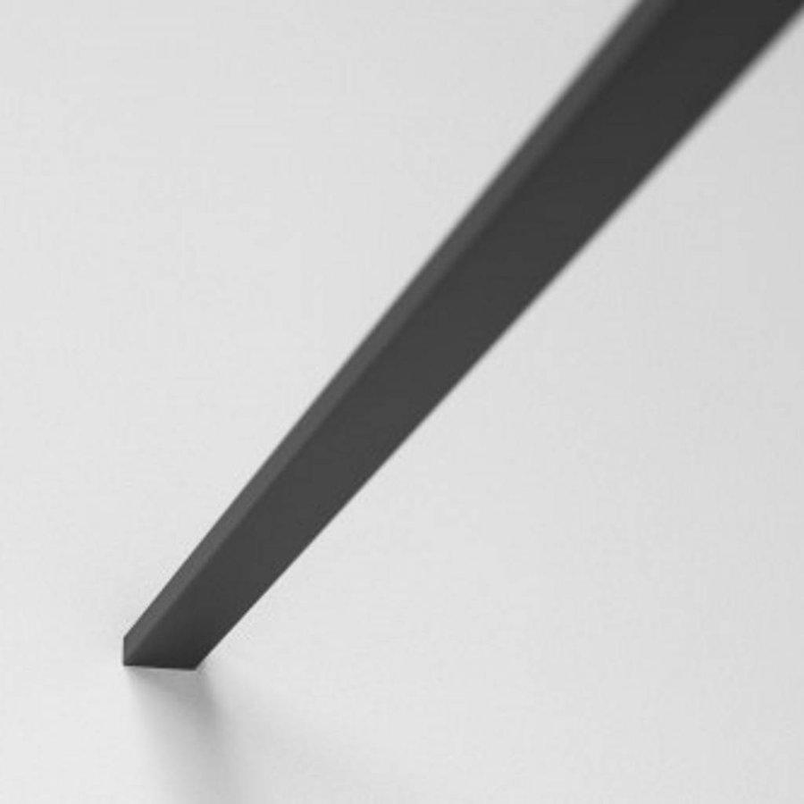 Douchecabine Sealskin SOHO Deur met Vaste wand 8mm Helderglas (verschillende opties)