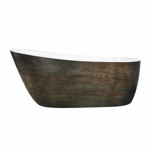 Vrijstaandbad Best Design Croco 180x80x73 cm