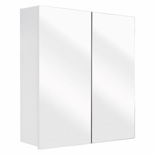 Spiegelkast Differnz The Collection Concept 60x62x15 cm Wit