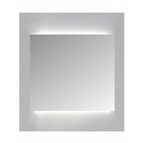Spiegelkast Sanicare Qlassics Ambiance 60 cm 1 Deur Truffel