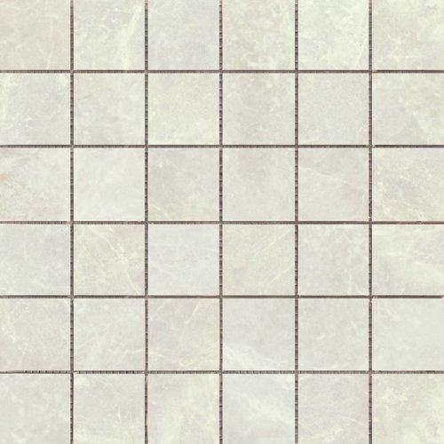 Mozaïektegel Cristacer Palladium Bianco 33.3x33.3cm (Per mat)
