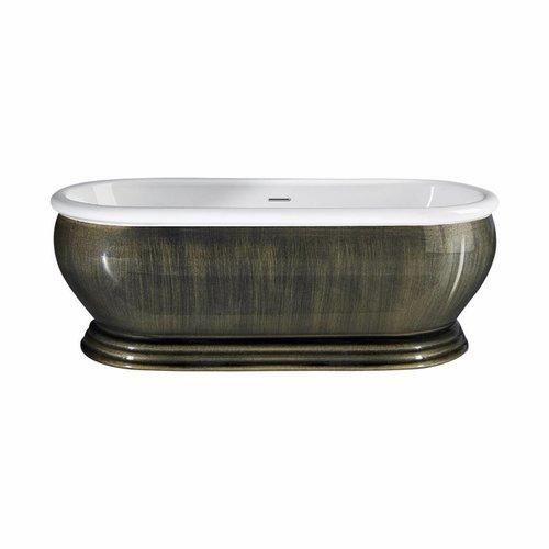 Vrijstaand bad Best Design Color Greenline Acryl 170x76x70cm Groen