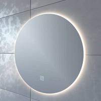 Badkamerspiegel Boss & Wessing Rond 60 cm LED Verlichting Warm White