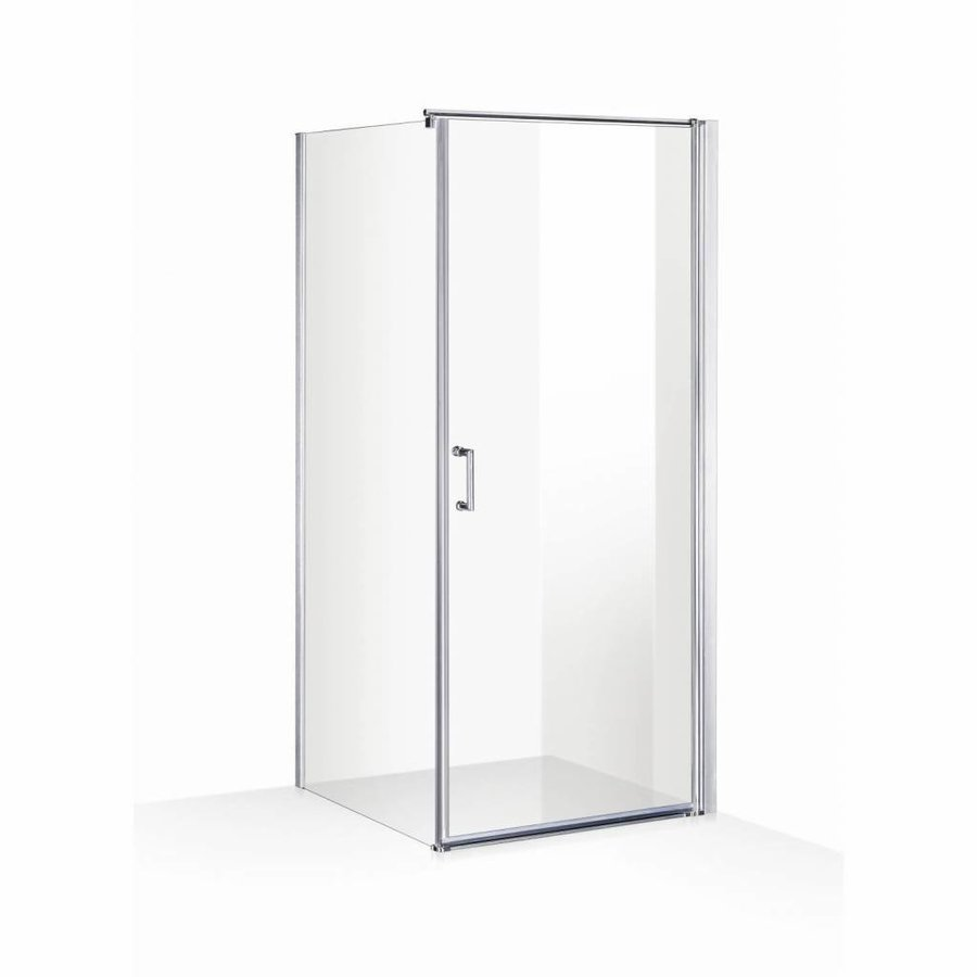 Aktie Douchecabine AQS 90x90x195 cm 6mm Easy Clean