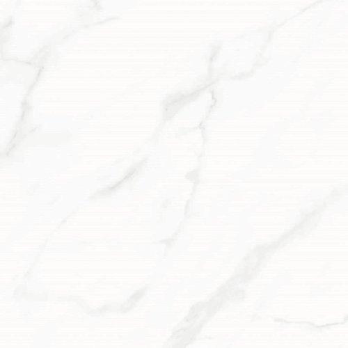 Vloertegel Racer Hoogglans Marmerlook Carrara 60.8x60.8 cm (prijs p/m2)