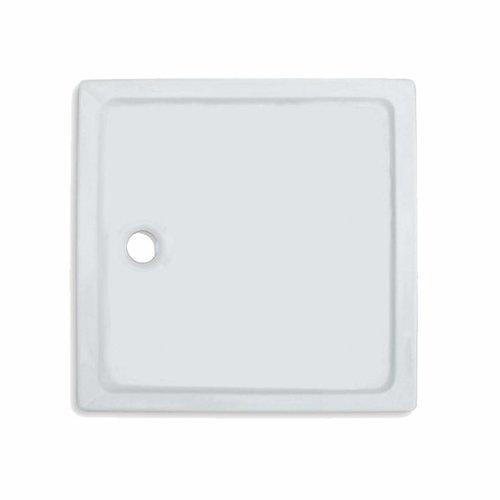 Douchebak VM Go Eden 90x90x3.5cm Acryl Vierkant Exclusief Potenset