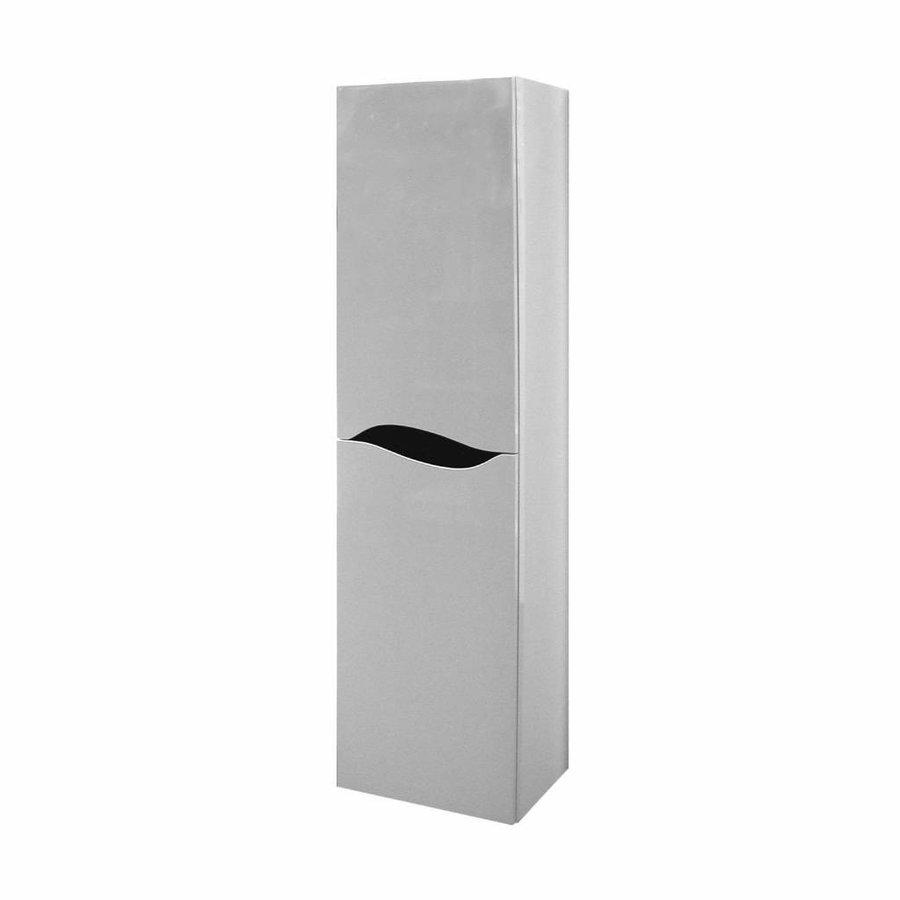 Kolomkast Go By Van Marcke Sienna 150x40x30cm Greeploos Omkeerbaar Wit
