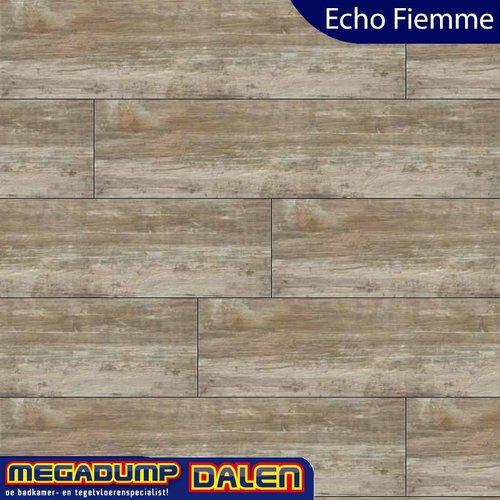 Houtlook vloertegel Echo Fiemme 16,2x100 cm P/M²