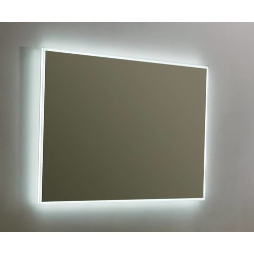 Spiegel Infinity 100 cm met led verlichting en schakelaar