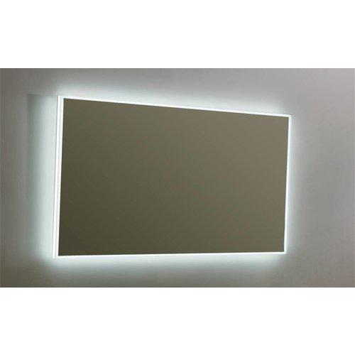 Spiegel Infinity 120 cm met led verlichting en schakelaar