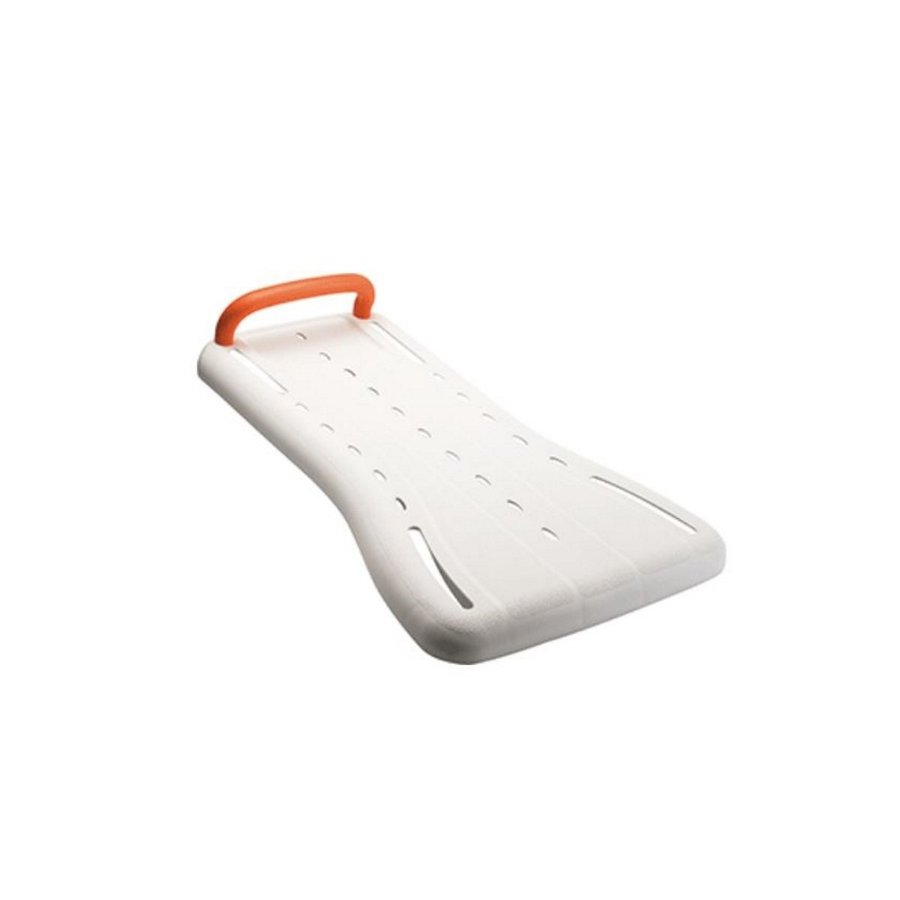 Badplank Etac Fresh 74x30 Aangepast Sanitair cm Wit (handgreep optioneel)