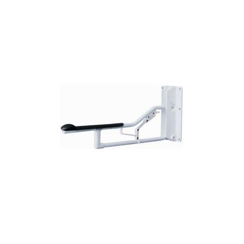 Toiletarmsteun Etac Optima Lockable 71,5x16,5 cm Wit (draagvermogen tot 130 kg)