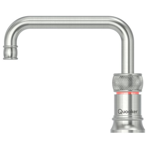 Quooker Kokendwaterkraan Classic Nordic Single Tap Square Chroom