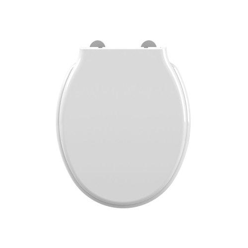 Toiletzitting Allibert Vito Afklikbaar 38x5x45 cm Soft-Close Kunststof Wit