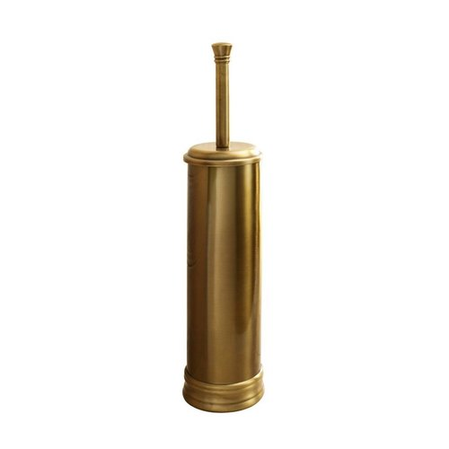 Toiletborstelhouder Sapho Gedy Vrijstaand Rond 41x8.9 cm Brons
