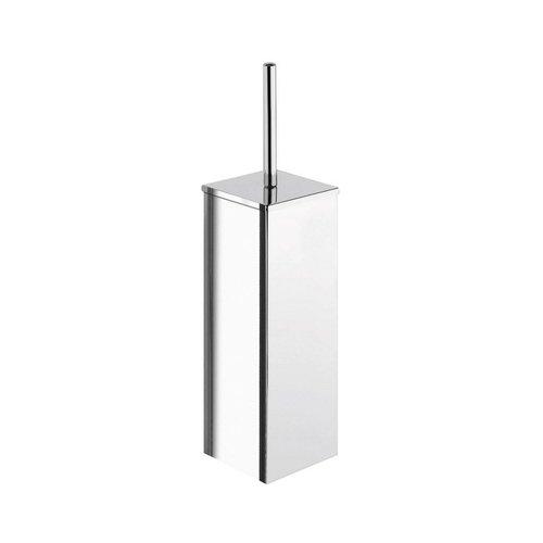 Toiletborstelhouder Sapho Colorado Vrijstaand Vierkant 36x8.8 cm RVS