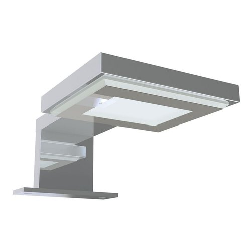 LED Spiegellamp Allibert Keli 13,2cm 1,8W 6500K Glanzend Chroom