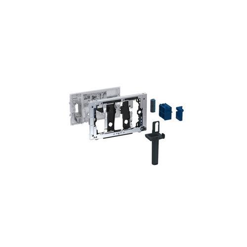 Toilet Stickhouder Geberit Duofresh Voor Sigma UP720 Zonder Geurzuivering Glansverchroomd