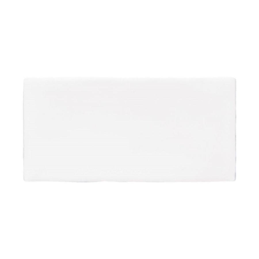 Wandtegel Atlas White Mate 7.5x15 cm Mat Wit (prijs p/m2)