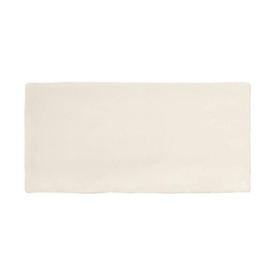 Wandtegel Atlas Ivory Brillo 7.5x15 cm Glans Ivoor (prijs p/m2)