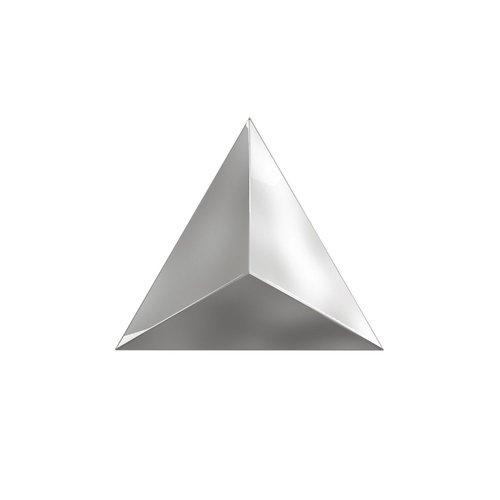 Wandtegel Zyx Metallic Level Silver Gloss 15x17 cm Glans Zilver (Per Doos)