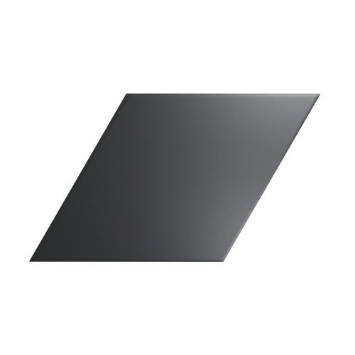 Wandtegel Zyx Diamond Area Black Matt 15x25.9 cm Mat Zwart