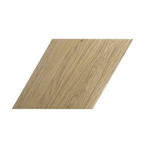 Wandtegel Zyx Diamond Area Camel Wood 15x25.9 cm Licht Hout