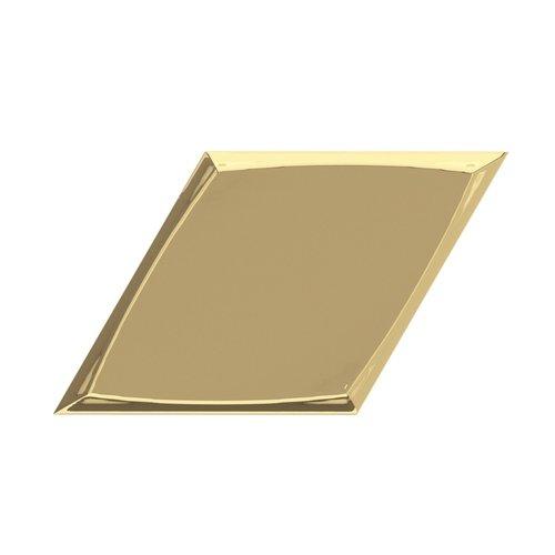 Wandtegel Zyx Metallic Zoom Gold Gloss 15x25.9 cm Glans Goud (Per Doos)