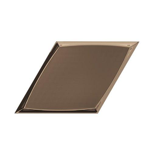Wandtegel Zyx Metallic Zoom Copper Gloss 15x25.9 cm Glans Koper (Per Doos)