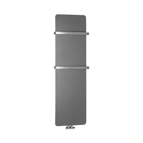 Designradiator Sapho Tabella 49x159 cm 734W Mat Antraciet