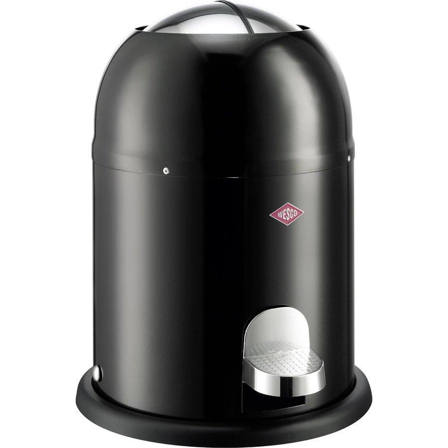 Afvalemmer Wesco Single Master 9 Liter Zwart