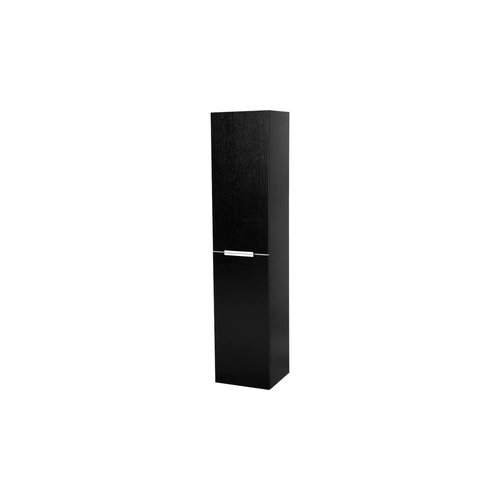 Hoge Kast EVO160 Exclusive Line 160x35x35 Black Wood