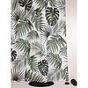 Allibert Allibert Douchegordijn Foster Planten 180x200cm