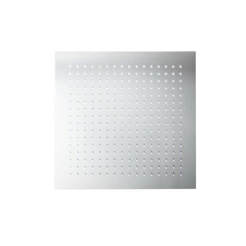 Hoofddouche voor Regendouche Herzbach Living Spa Vierkant 20x20 cm 1/2'' Chroom