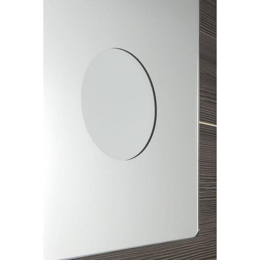 Badkamerspiegel Sapho Rechthoek 100x70 cm met Cosmetica Spiegel