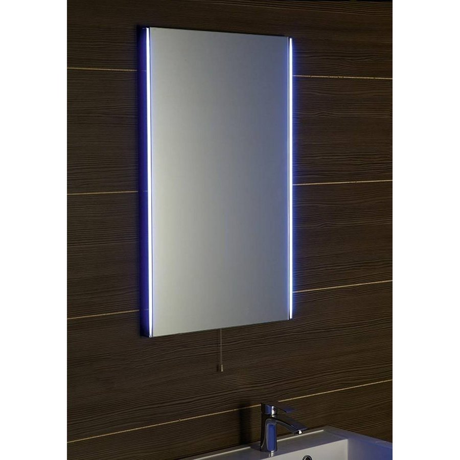 Badkamerspiegel Sapho Tolosa 60x80 cm LED Chroom