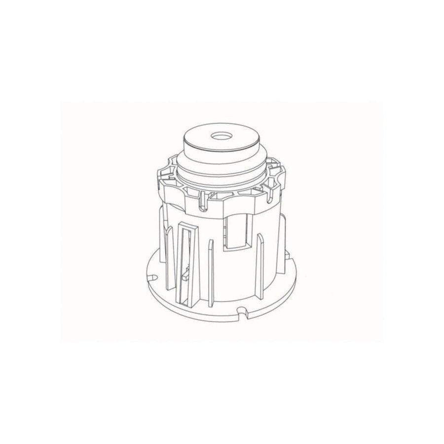 Allibert Regelbare Poten Opties 8,2-14 cm 5 Stuks