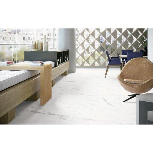 Vloertegel Cristacer Artico M-200 90x90 cm Porselein White Home (Doosinhoud: 1,62 m2)