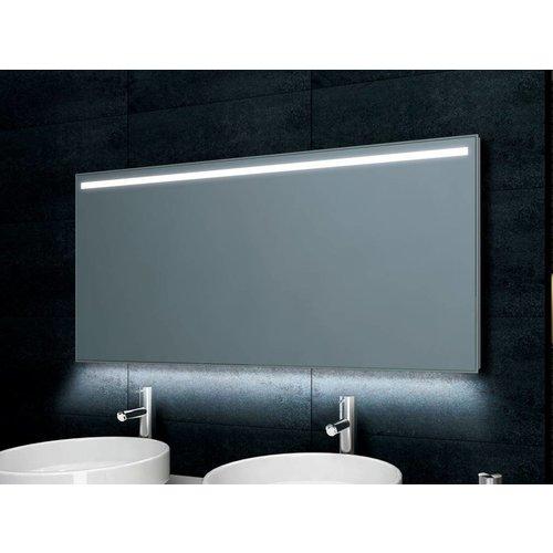 Ambi+ Condensvrije Spiegel 160X60 Cm Met Led Verlichting