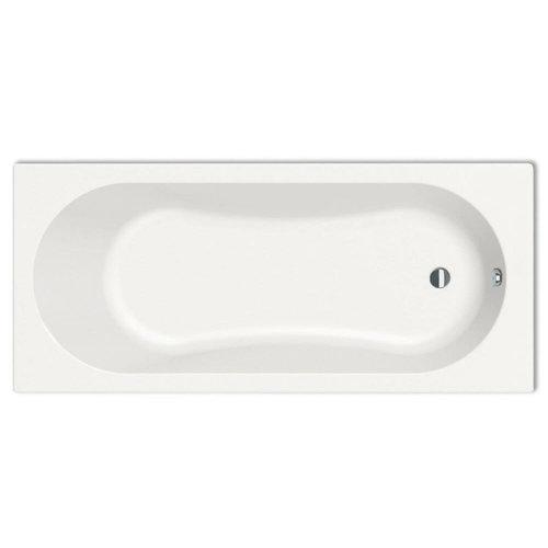 Sealskin Ligbad Get Wet Optimo Douchebad 180x80 cm Wit