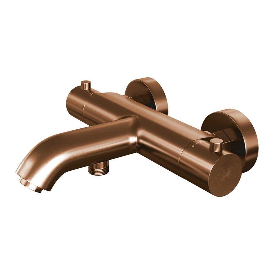 Bad- en Douchekraan Brauer Copper Opbouw Thermostatisch Koper