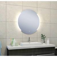 Badkamerspiegel Boss & Wessing Circle LED Verlichting Condensvrij 60 cm