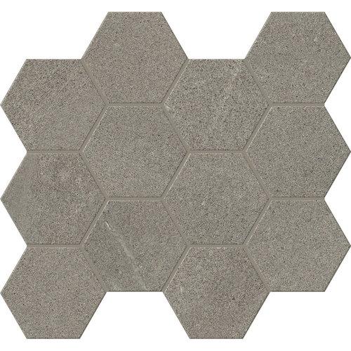 Vloer en Wandtegel Castelvetro Life 26x28 cm Beton Bruin (Doosinhoud 6 stuks)