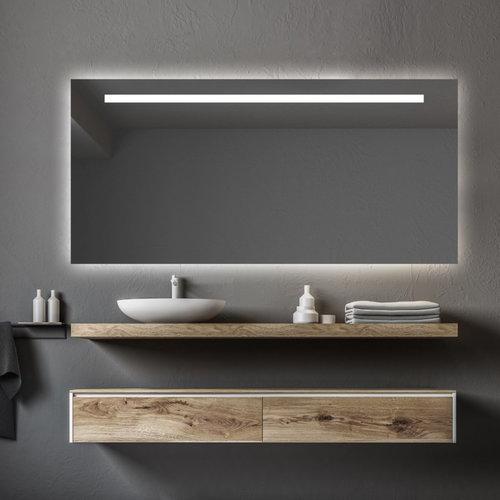 Spiegel Gliss Design Horizontaal Led Standaard Verlichting