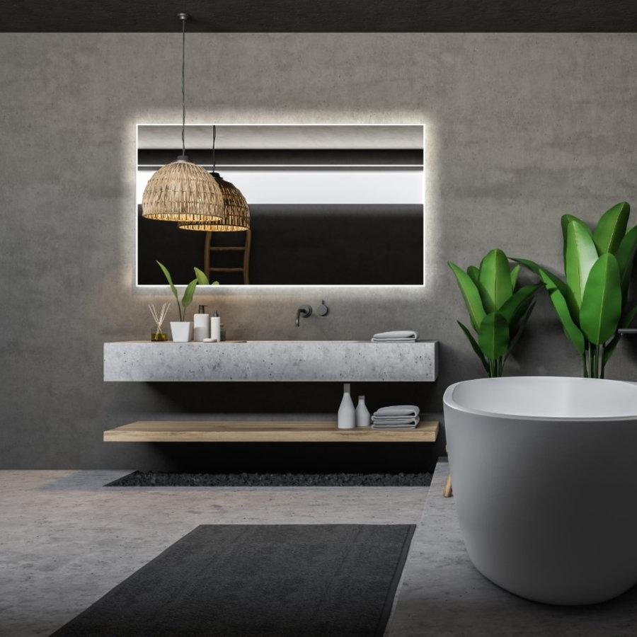 Spiegel Gliss Design Style Framework 11 mm LED Verlichting