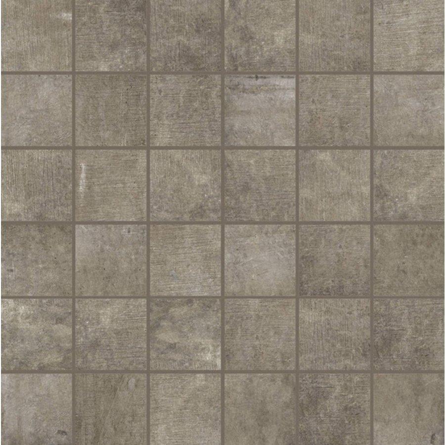 Mozaiek Douglas & Jones Matieres de Rex Manor 30x30 cm Gris per m2