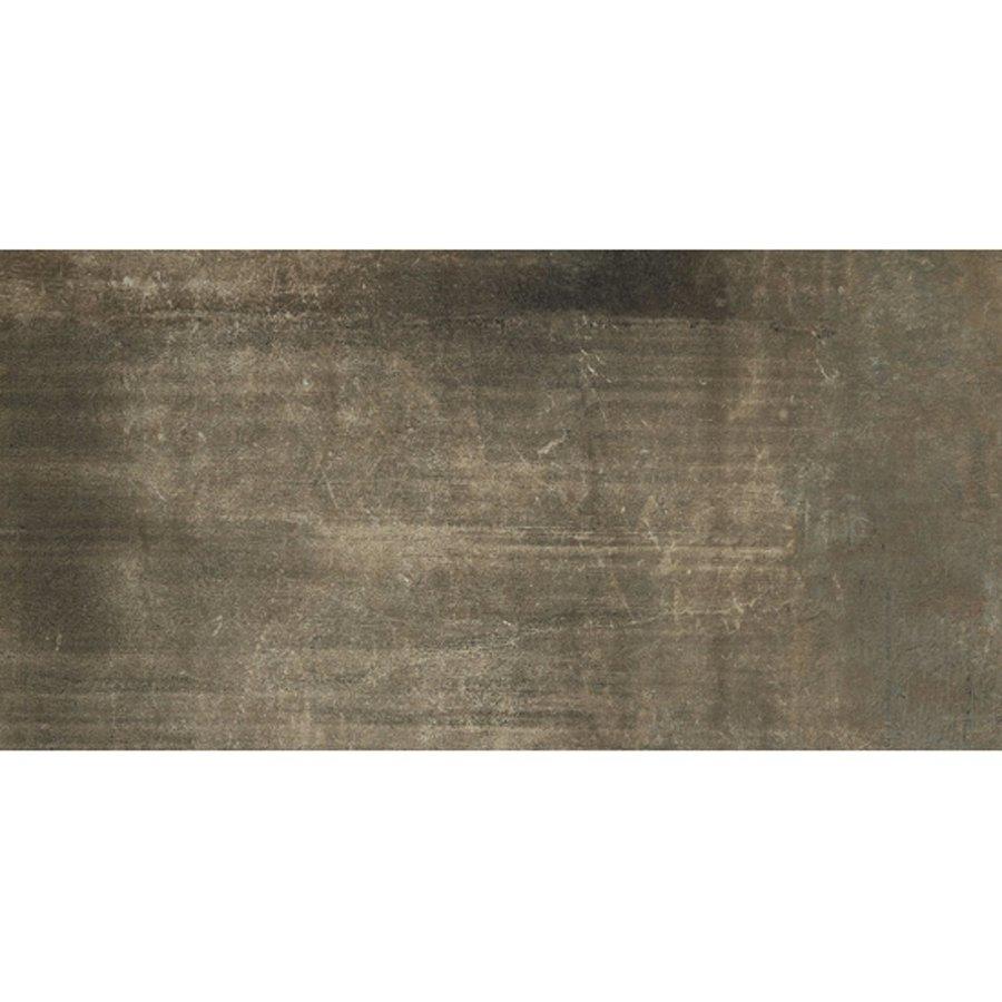 Vloertegel Douglas & Jones Matieres de Rex Manor 40x80 cm Brun Mat (Doosinhoud 0.96 m2)