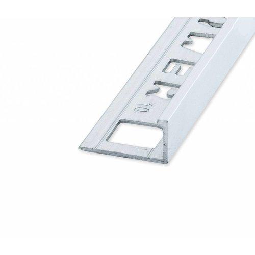 Tegelprofiel Eltex rechthoekig mat zilver