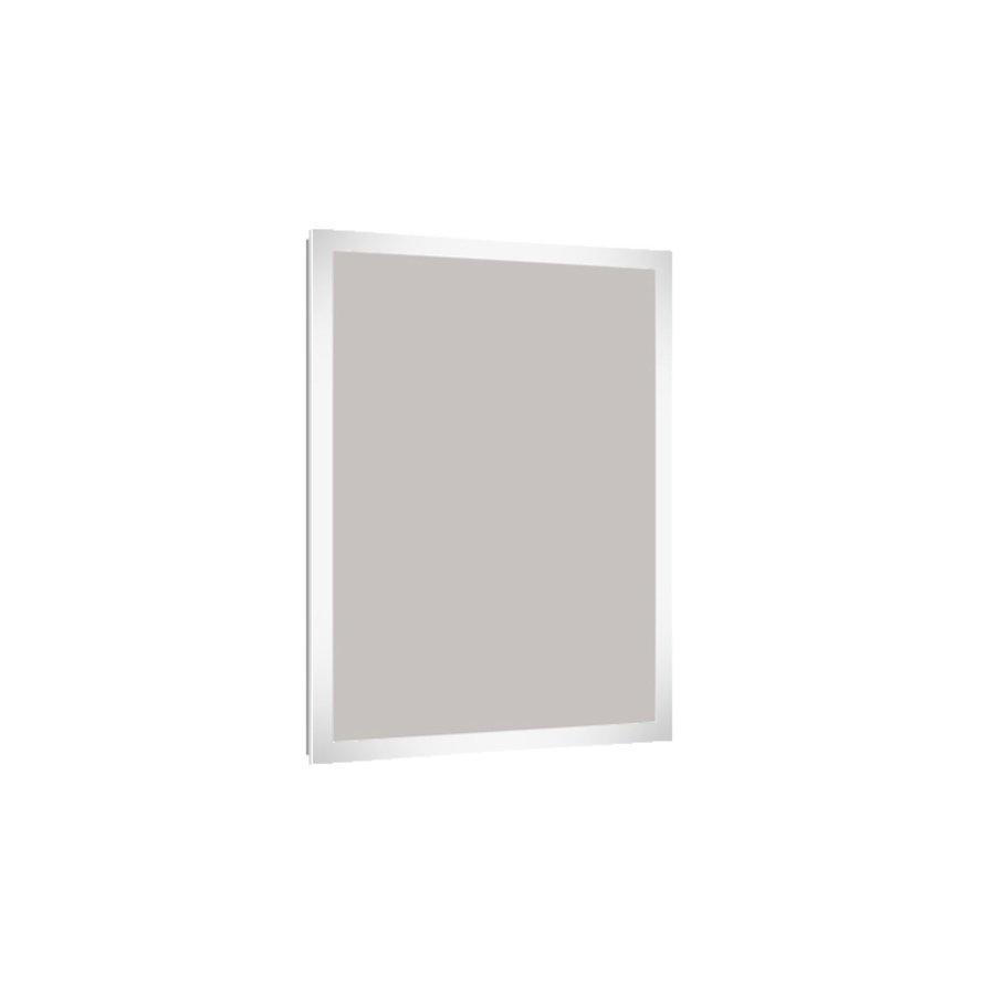 Badkamerspiegel Allibert Kold LED Verlichting Rechthoek 60x80x3 cm